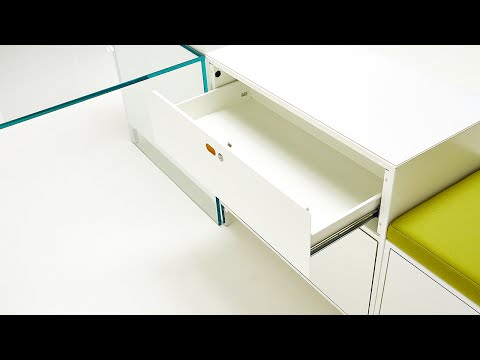DotBox modular system by Dieffebi