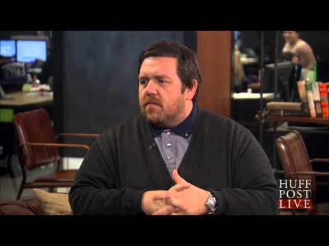 Nick Frost Interview: Learning To Dance For