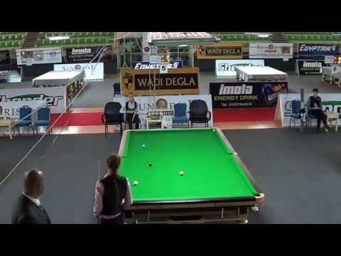 6Reds Quarter Final Frame: Daria Sirotina vs. Anastasia Nechaeva