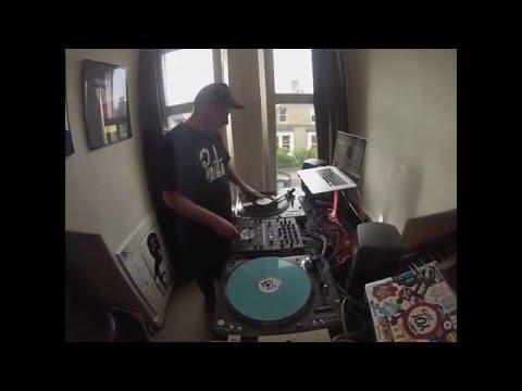 Dj Ritchie Ruftone - Practice Yo Cuts Vol.3 freestyle scratch clip 2