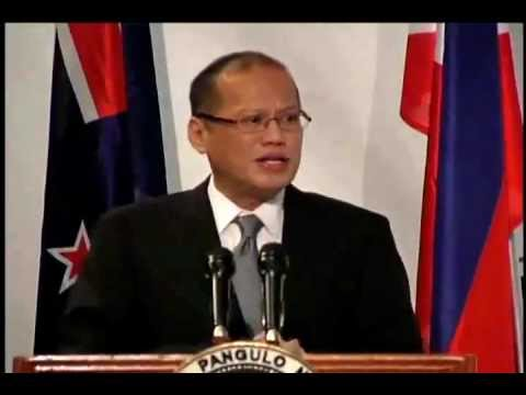 Philippines-New Zealand Business Forum (Speech) 10/23/2012