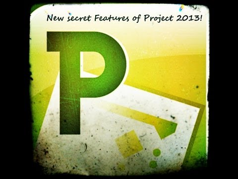 New Features in Microsoft Office Project 2013