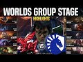 AHQ vs TL Highlights Worlds 2019 Group Stage Day 3 - AHQ Esports vs Team Liquid Highlights Worlds thumbnail