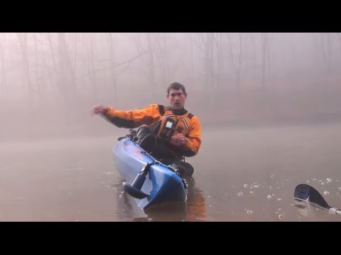 Kayak Fishing Basics: Kayak Stability