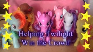 [PMV] Helping Twilight Win the Crown (Toys Version)
