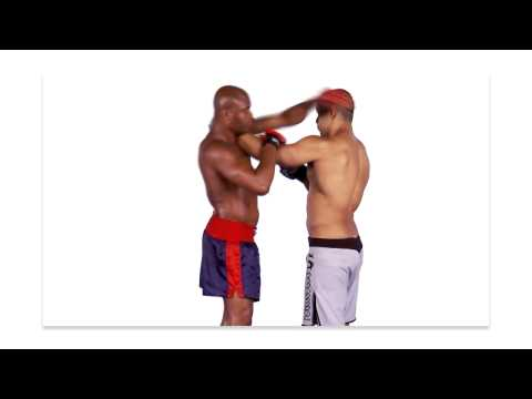 Anderson Silva: The Muay Thai Clinch (Countering Escapes) Image 1