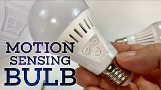 Elrigs Motion Sensor LED Light Bulbs Review