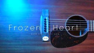 """Lil Peep Type Beat """"Frozen Heart"""" (Alternative Rock/Rap Acoustic Guitar Instrumental)"""
