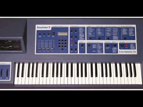 Emu Emulator II Sound Library Demo