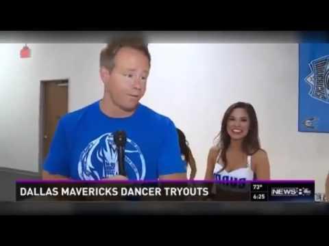 American football Dallas Mavericks dancer tryouts News today
