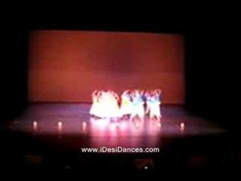 Saint Louis University 2nd Place at Garba With Attitude 2008 Video