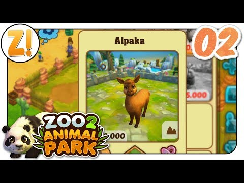 Zoo 2 Animal Park: Sooo viele tolle Tiere! #02 | Let's Play [DEUTSCH]