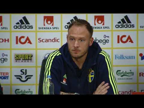 """Granqvist om att göra som Norge: """"Har inte haft frågan uppe"""" - TV4 Sport"""