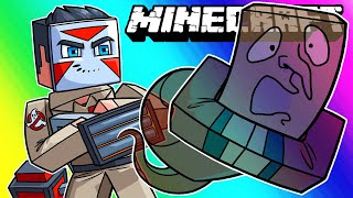 Minecraft Funny Moments - Busting the Most Annoying Ghosts Ever!