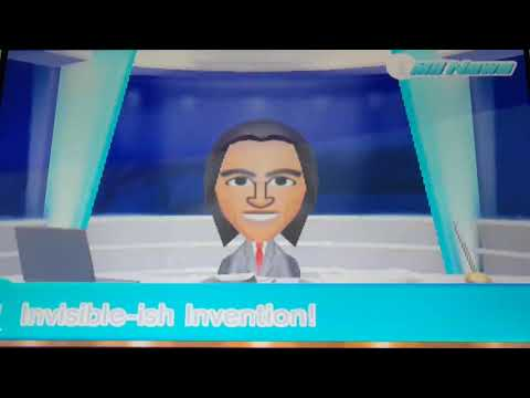Tomodachi Life - Mii News - Invisible-ish Invention! - Day 2