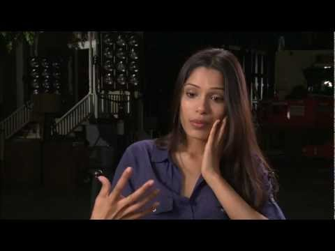 Freida Pinto 'Rise of the Planet of the Apes' Interview