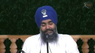 Guru Ram Das Rakho Sarnai   Bhai Dilbagh Singh Ji    Shabad Gurbani   Kirtan   Ludhiana Wale   HD