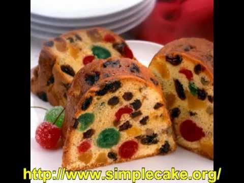 How To Make Dry Fruit Cake In Urdu