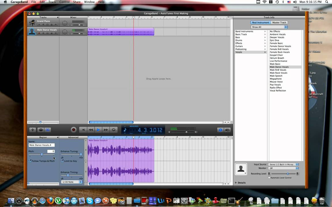 how to get autotune for free mac
