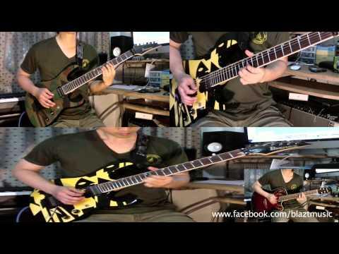 โทน - Bodyslam (เต็มเพลง พร้อม TAB Guitar Cover by WHIN)