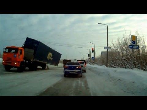 Kārtējā Krievijas avāriju izlase