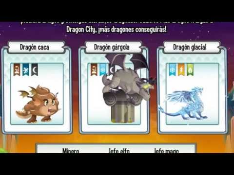 Dragon City Hack de Nuevos Dragones de Taberna Setiembre 2014