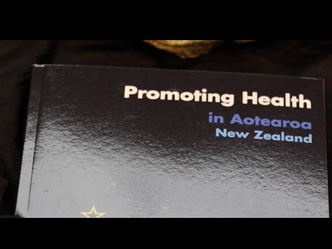 Book Launch: Promoting Health in Aotearoa New Zealand