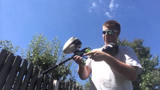 PLANET ECLIPSE AURORA CARBON FIBER GSL SHOOTING VIDEO