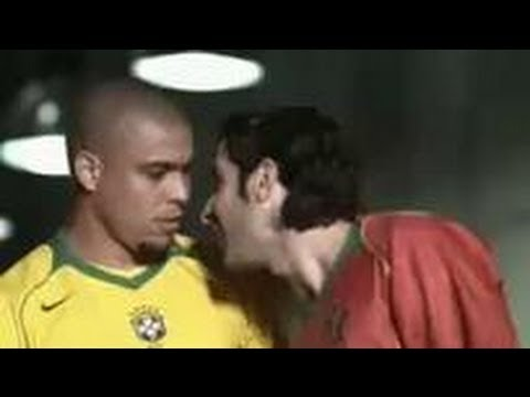 Brasil vs Portugal - Comercial da Nike