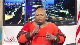 THE VOICE OF GOD,  END-TIME PROPHECY & THE ANTICHRIST AGENDA. | PROPHETESS MATTIE NOTTAGE