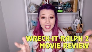 Movie Review - Ralph Breaks The Internet: Wreck-It Ralph 2
