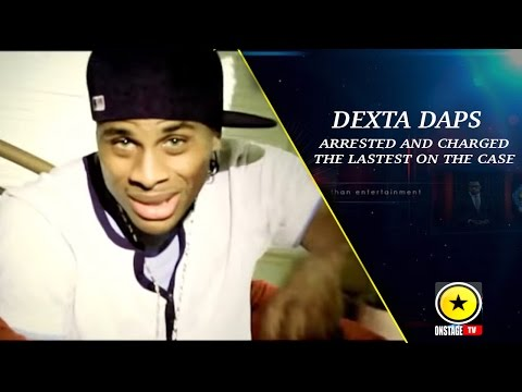 Dexta Daps Arrested And Charged  – The Latest On The Case | Reggae, Dancehall, Roots, Revival
