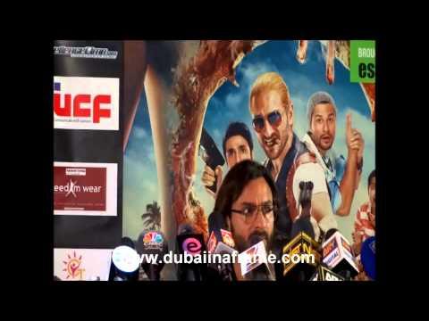 Go Goa Gone Press Conference in Dubai - Part 2