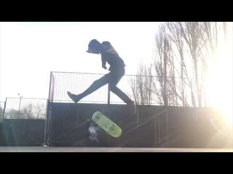 Learning Triple Heel Flips