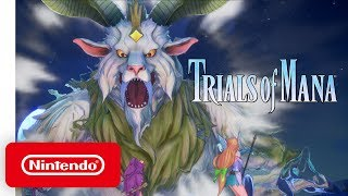 Trials of Mana - Nintendo Direct 9.4.2019 - Nintendo Switch