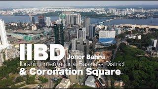 IIBD and Coronation Square - Johor Bahru, Progress as 17 Sept 2018