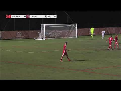 MSOC vs. Fairfield Stags Highlights (10/13/18)