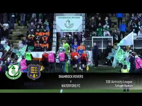Shamrock Rovers 3-1 Waterforod FC - Tallaght Stadium - SSE Airtricity League [19.10.18]