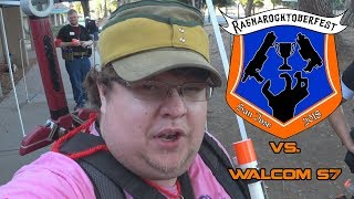 BIGGEST NERF Event I've been to yet! Ragnaroktoberfest 2018 Vlog | Walcom S7