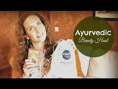Ayurvedic Health and Beauty Haul - Ancient Wisdom for Healthy Hair and Teeth