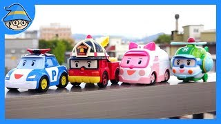 Robocar Poli toys episodes. 2018 New special story. toy play!
