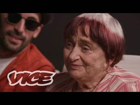 Agnès Varda and Artist JR Turned a Trip to France into a Documentary