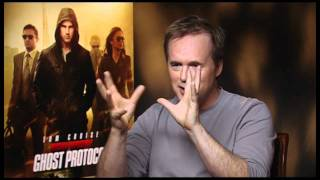 Brad Bird Talks 1906, The Incredibles 2 & Mission Impossible Ghost Protocol
