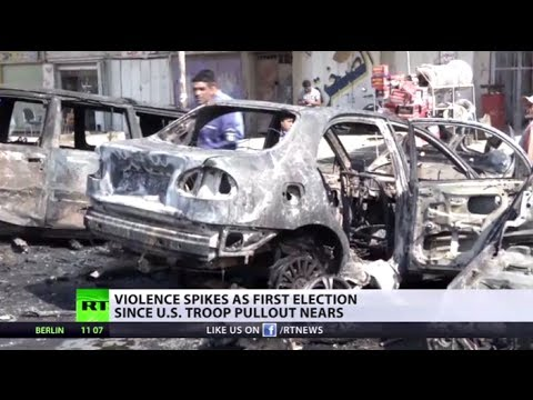 Iraq Campaign Carnage: 900 die in a month as key election nears
