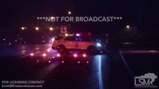 02-02-2017. Denver Colorado **BAD Black Ice Accident w FD Extraction...