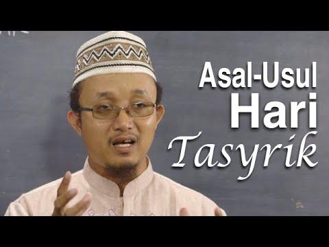 Serial Haji Dan Qurban 19: Hari Tasyrik - Ustadz Aris Munandar
