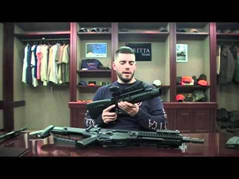 Official review of the Beretta ARX 160