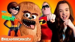THE INCREDIBLES Were Supposed to Have a PET SASQUATCH?!? | WHAT THEY GOT RIGHT