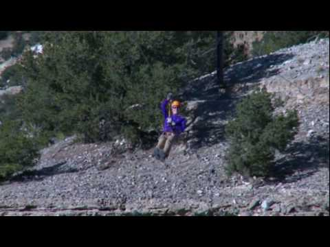 Captain Zipline and the Lost Canyon Zipline Tour in Salida, Colorado