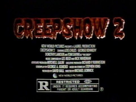 Creepshow 2 Trailer Creepshow 2 1987 Home